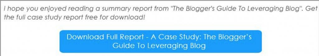 leverage your blog