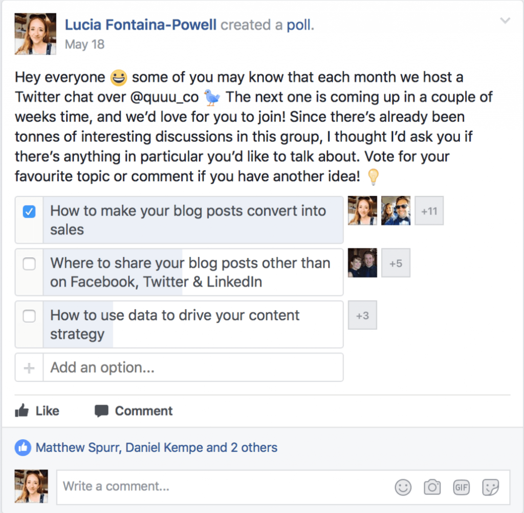 How to come up with fresh ideas for social media