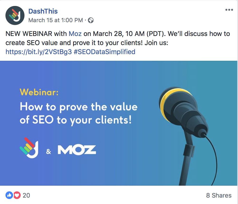 Social media marketing KPIs
