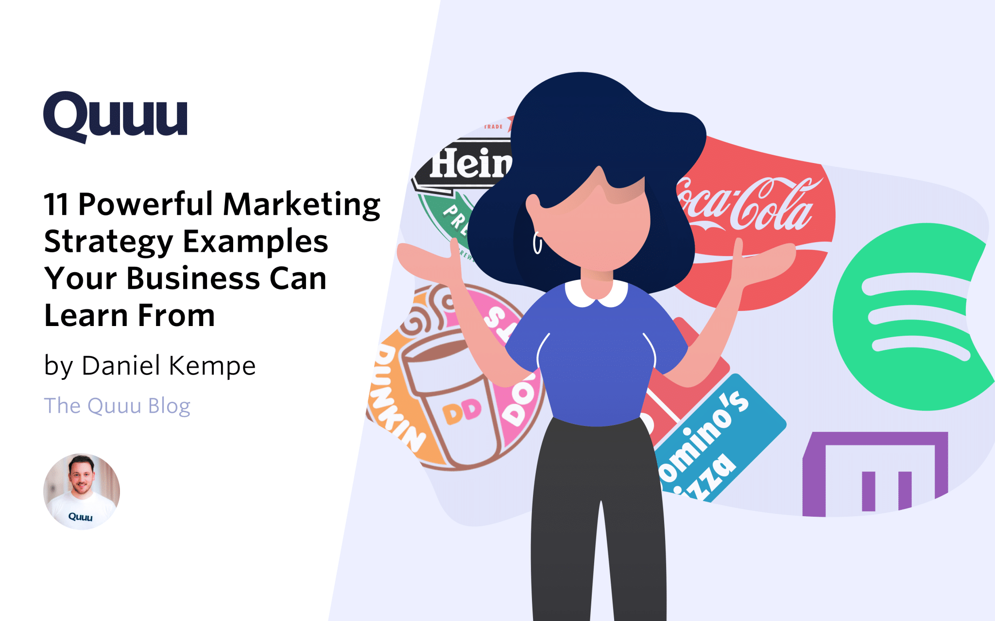 11 Powerful Marketing Strategy Examples Your Business Can Learn From