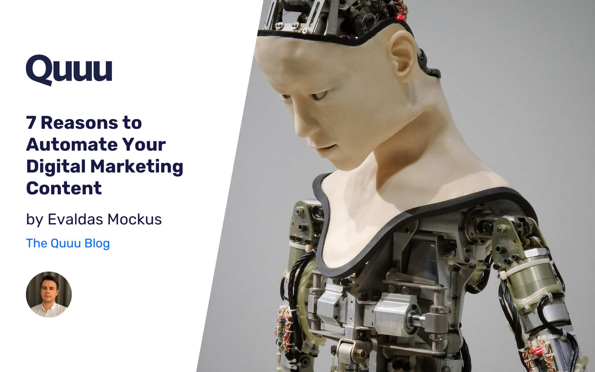 7 Reasons to Automate Your Digital Marketing Content