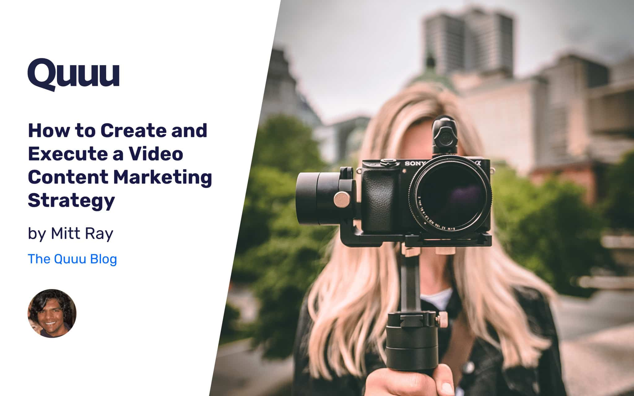 How to Create and Execute a Video Content Marketing Strategy