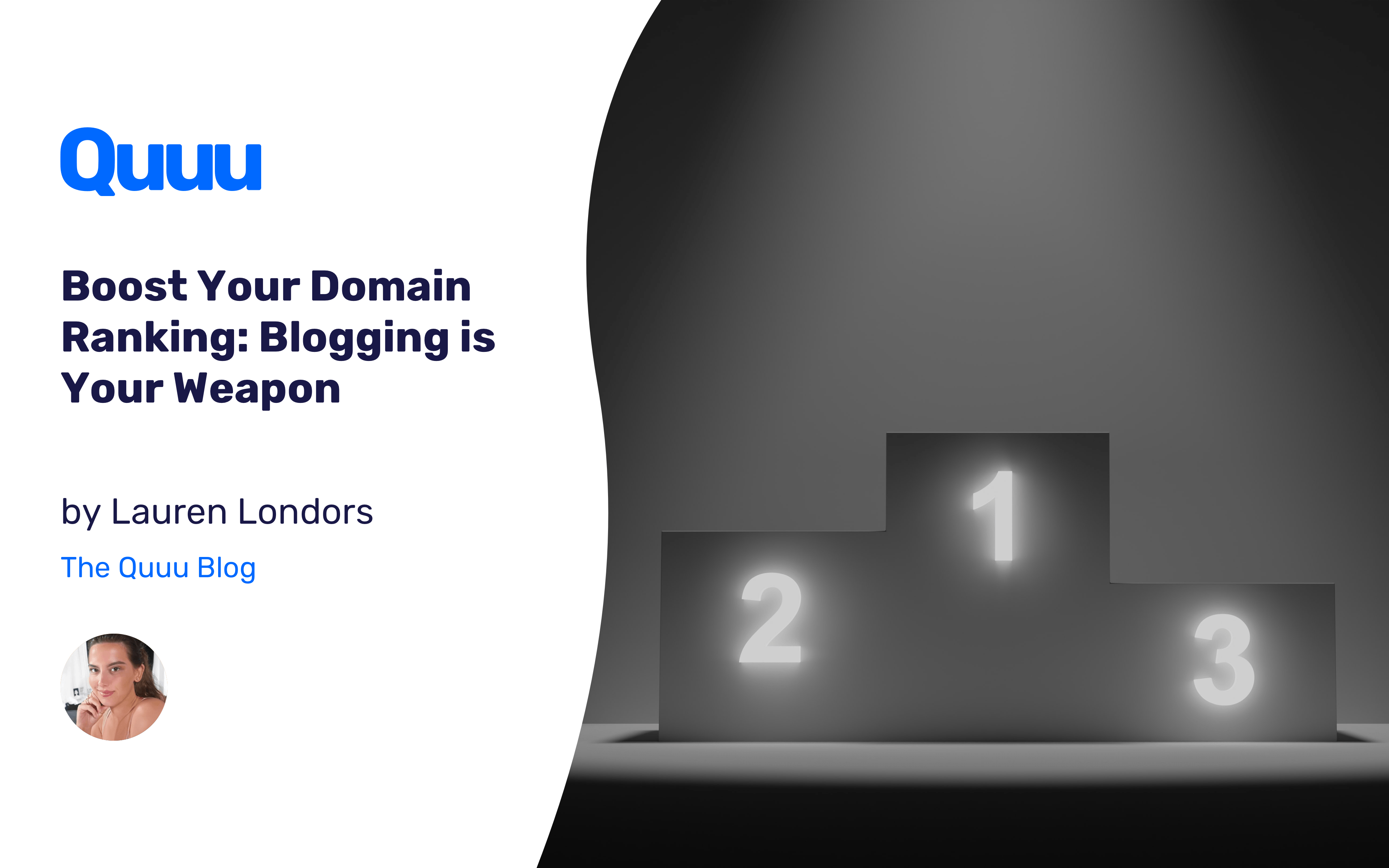 Boost Your Domain Ranking: Blogging is Your Weapon