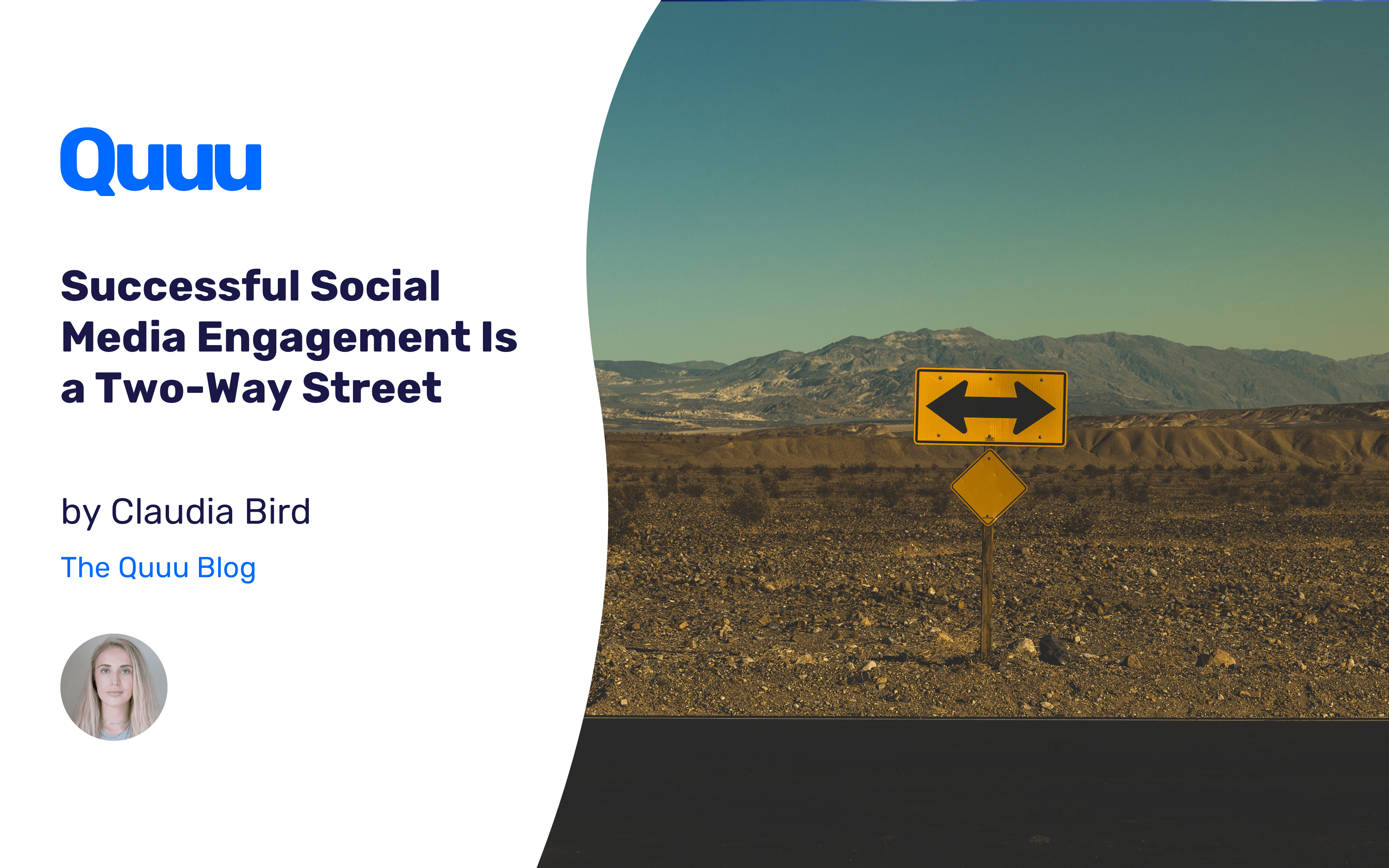 Successful Social Media Engagement Is a Two-Way Street