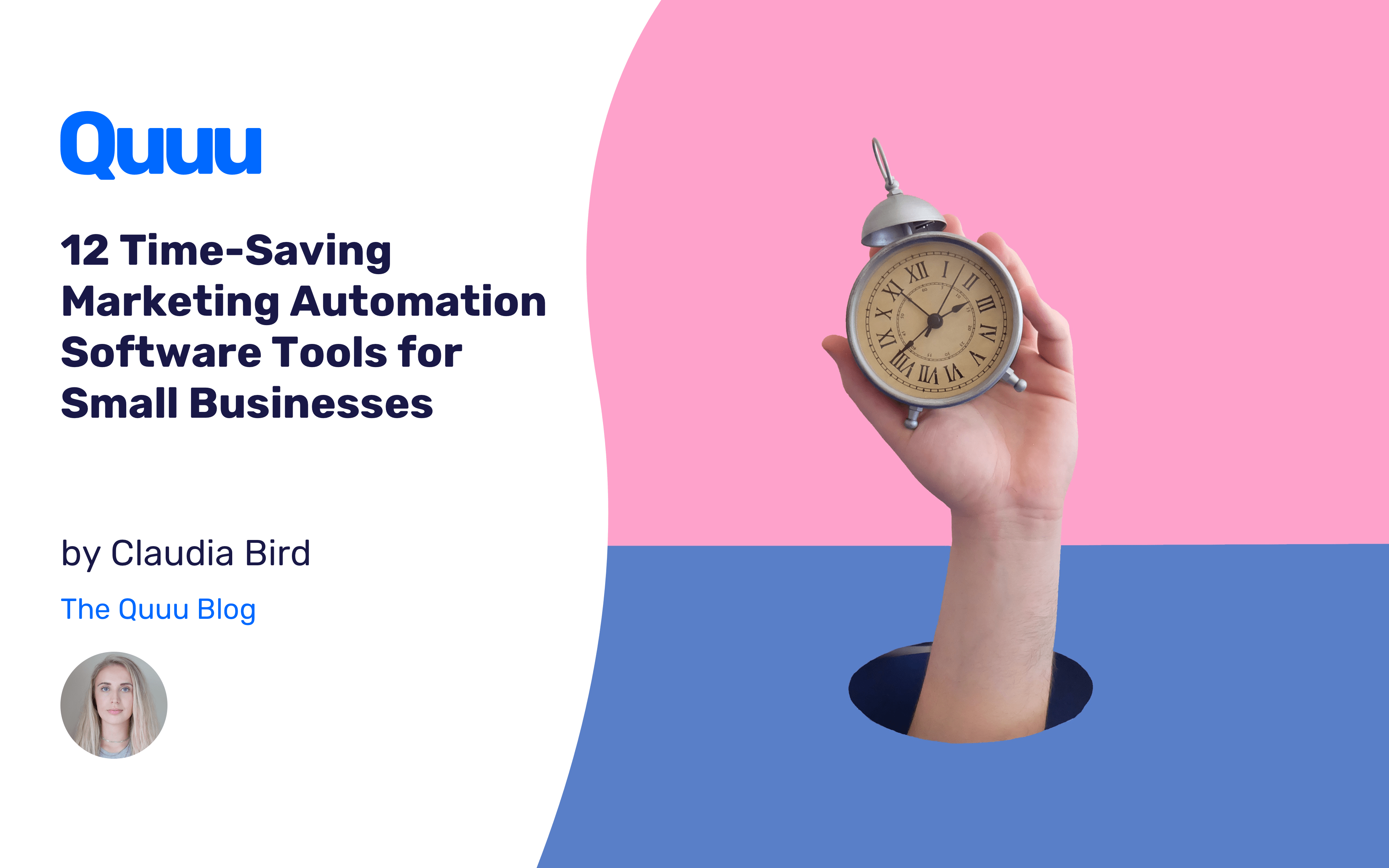 12 Time-Saving Marketing Automation Software Tools for Small Businesses