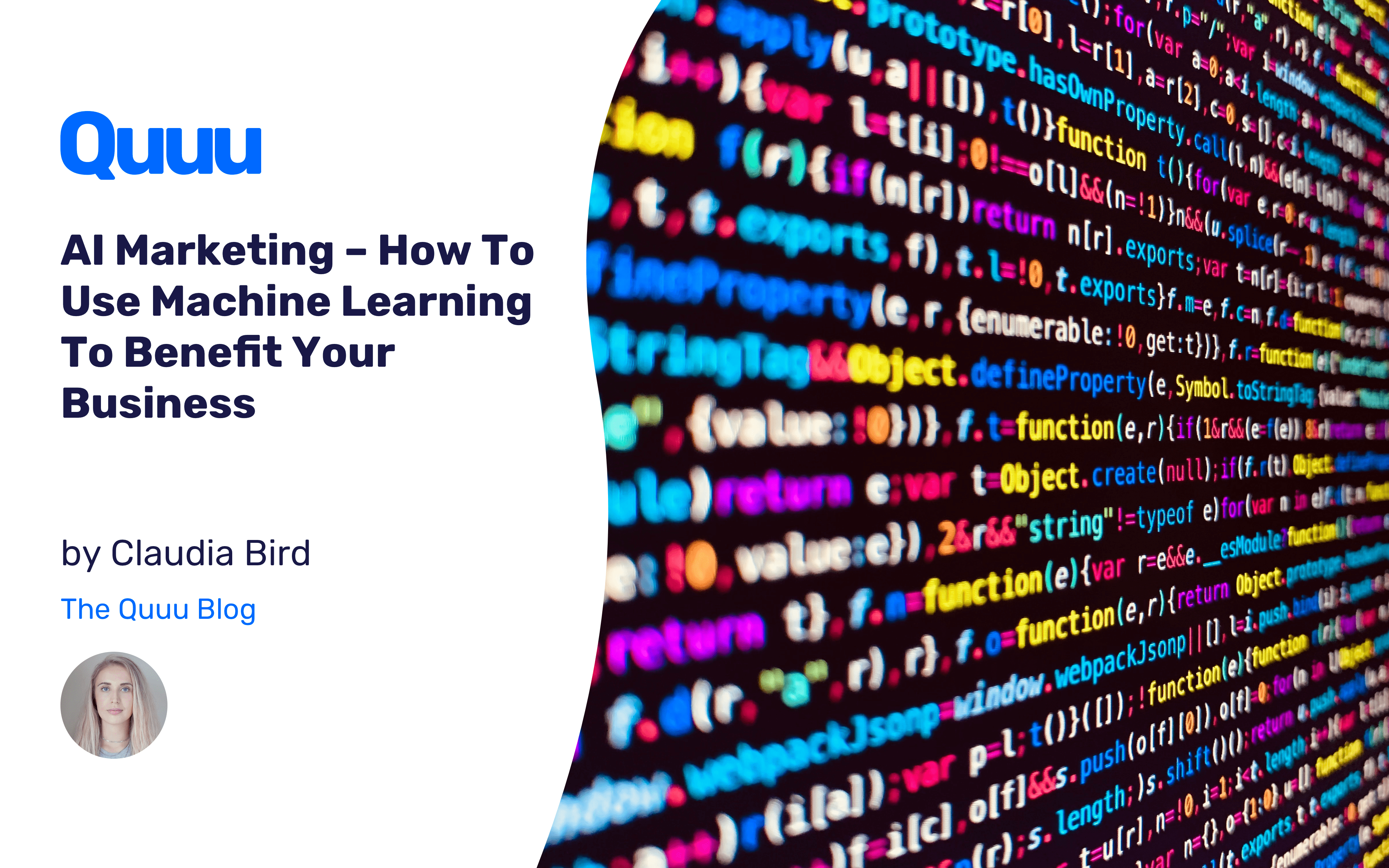AI Marketing – How To Use Machine Learning To Benefit Your Business